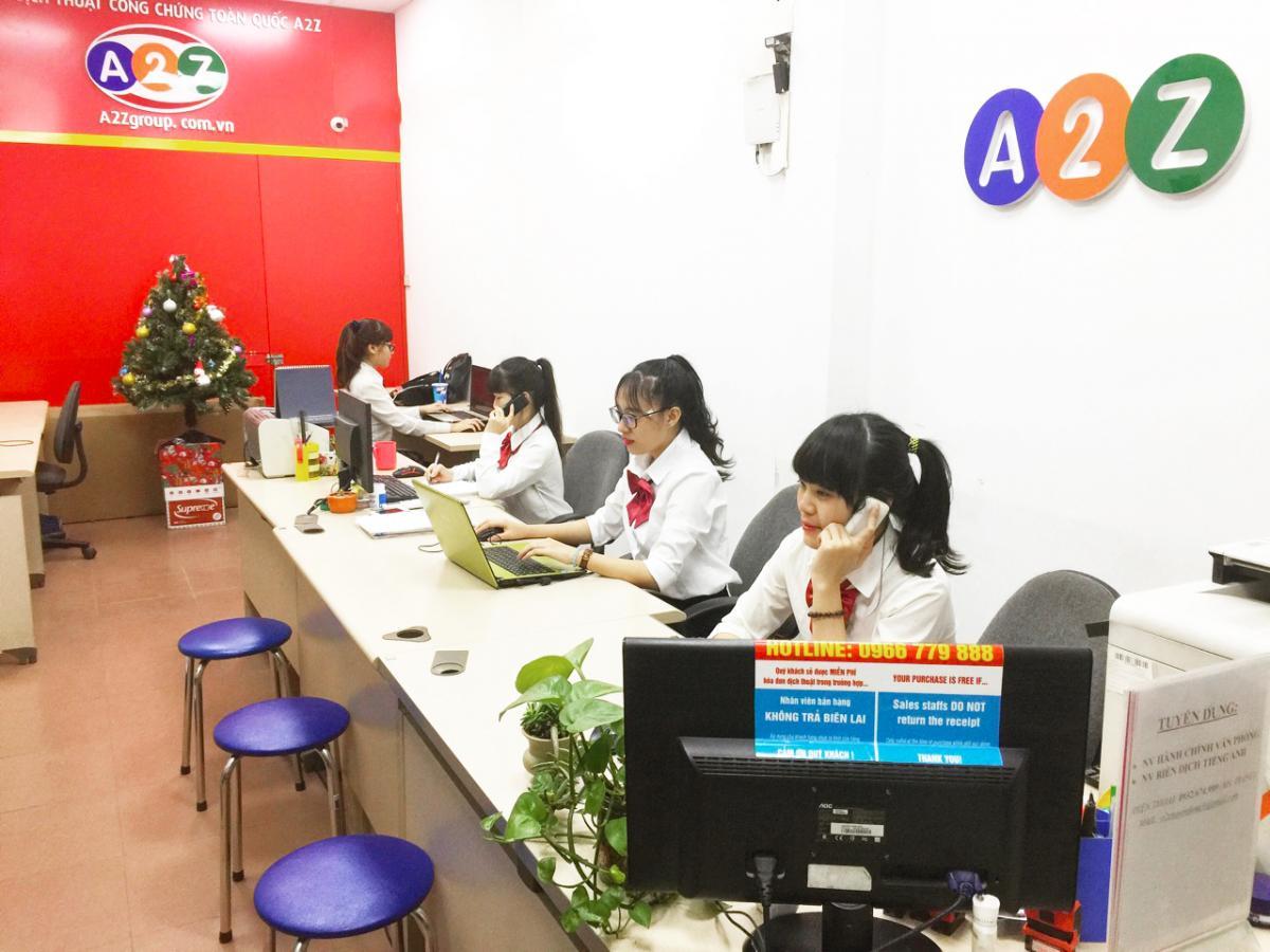 Địa điểm dịch thuật tại Hà Nam nhanh chóng chuyên nghiệp nhất