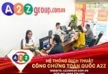 Dịch thuật công chứng Kiến Trúc và Xây Dựng tại huyện Thanh Liêm