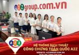 Dịch thuật công chứng tài liệu Kinh Tế- Tài Chính tại huyện Thanh Liêm
